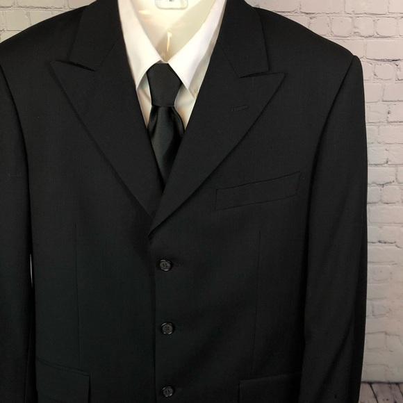 89c527d48 Valentino Suits & Blazers | Vintage Uomo Mens Suit Jacket 42r | Poshmark